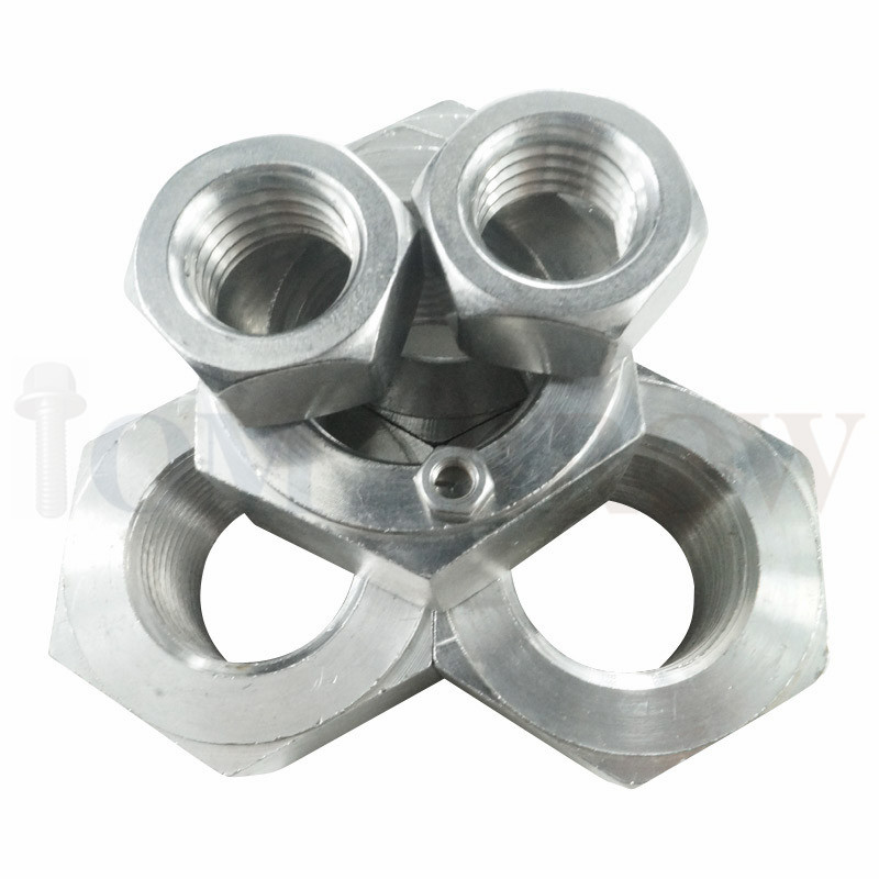 Big Size Hex Nut